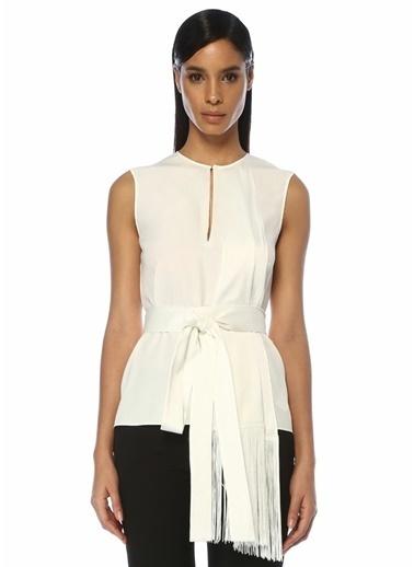 Victoria Victoria Beckham Bluz Beyaz